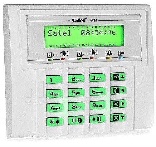 SATEL LCD GR