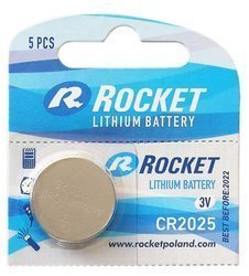 Bateria litowa Rocket CR2025