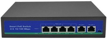 Switch Poe SW-4P1H