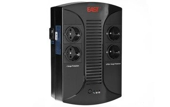 ZASILACZ UPS EAST AT UPS650P LED 650VA OFFLINE