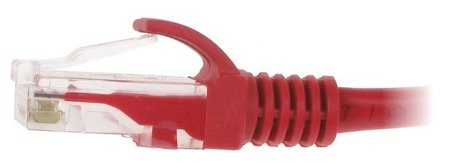 PATCHCORD RJ45/1.8-RED 1.8 m