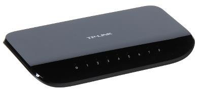 SWITCH  TL-SG1008D TP-LINK 8-Portowy
