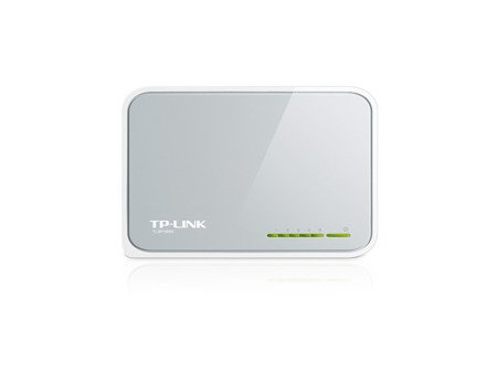 SWITCH TP LINK TL-SF1005D 5 PORTÓW 100Mbps